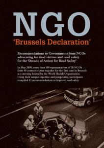 NGO DECLARATION