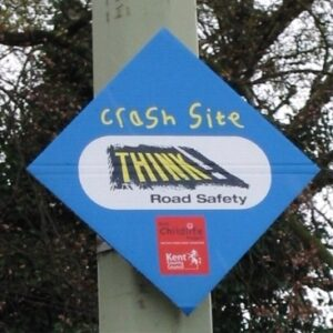 crash-site-think-sign