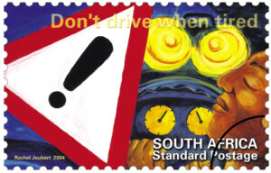 Stamps D-Alive not drive tired